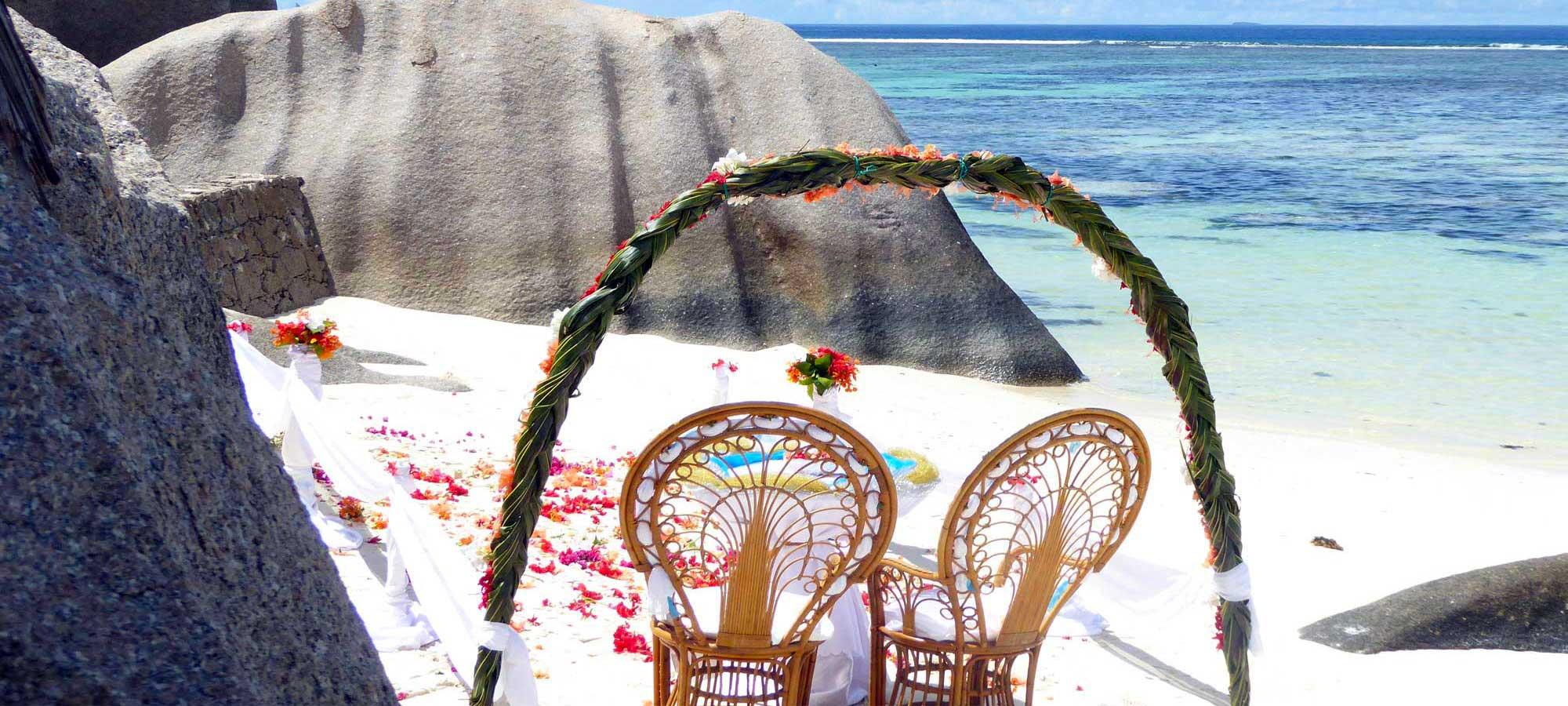 Heiraten / Hochzeiten am Strand