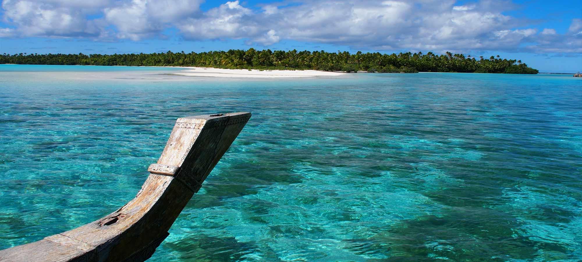 Inselhopping im Pazifik
