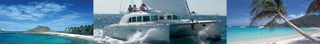 Karibik Katamaran Kreuzfahrt