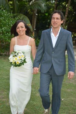 Seychellen/ Hochzeit Mahé Cap Lazare + Insel Praslin