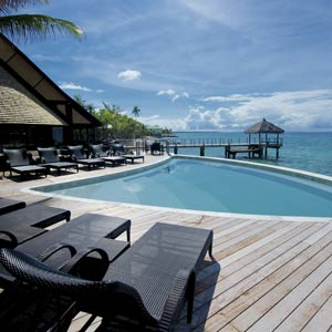 Polynesien 1 insel angebot rangiroa hotel maitai rangiroa for Rangiroa urlaub