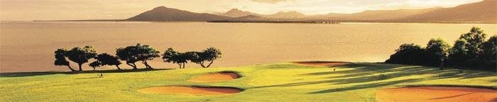 Mauritius golfen