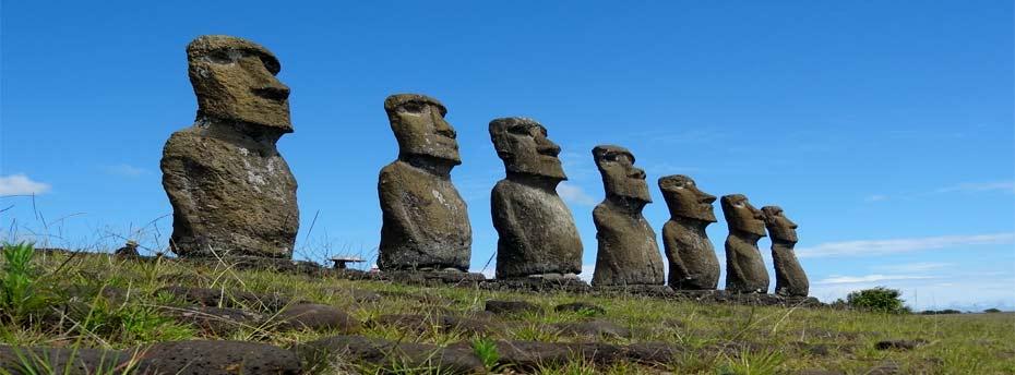 Osterinsel - Rapa Nui / Reiseangebote & Inselkombinationen