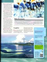 L'Evasion Tours als Mayotte Reiseveranstalter in der GEO Saison 12/2016