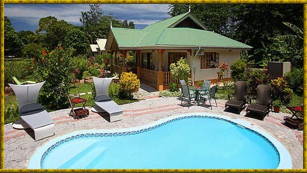 Casa de Leela Seychellen La Digue