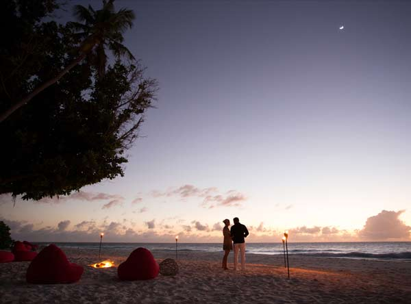 North Island Seychellen Privatinsel
