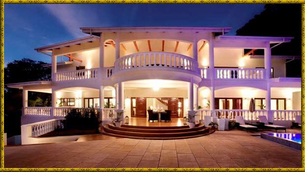 Modernste villa der welt  Seychellen, Insel Mahé Unterkünfte