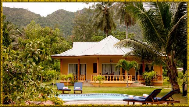 Villas des Alizes Seychellen Praslin