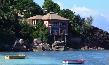 Rocky Bay Villa Seychellen Praslin